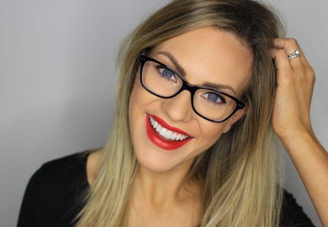 Machiajul perfect pentru ochelariste