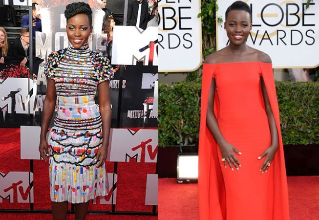 Stilata precum Lupita Nyong'o. Iata trucurile vestimentare ale actritei