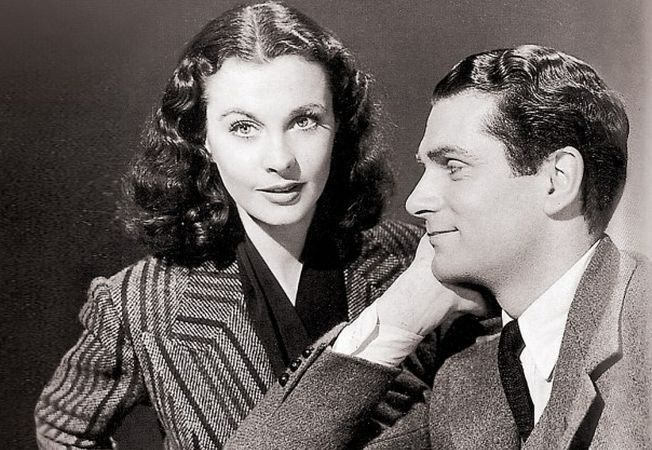 Vivien Leigh si Laurence Olivier. Cand dragostea creeaza dependenta