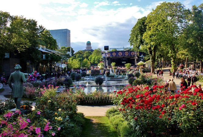 Gradinile Tivoli, motiv de inspiratie pentru Disneyland