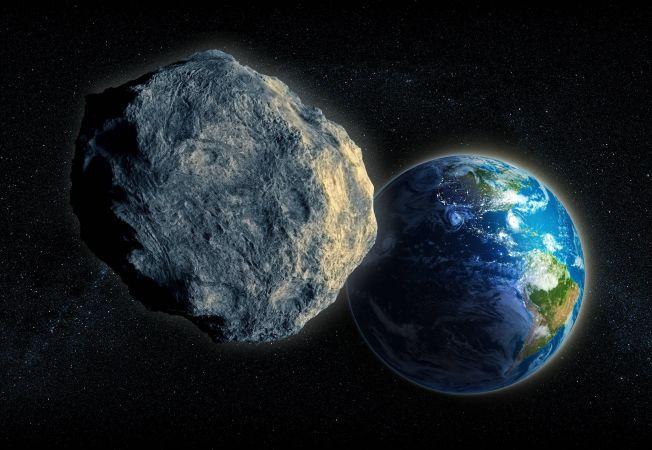 Alerta NASA! Un asteroid urias se apropie periculos de mult de Pamant