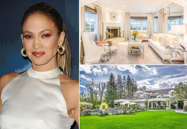 Vila de 17 milioane de dolari a lui J.Lo, un domeniu de vis