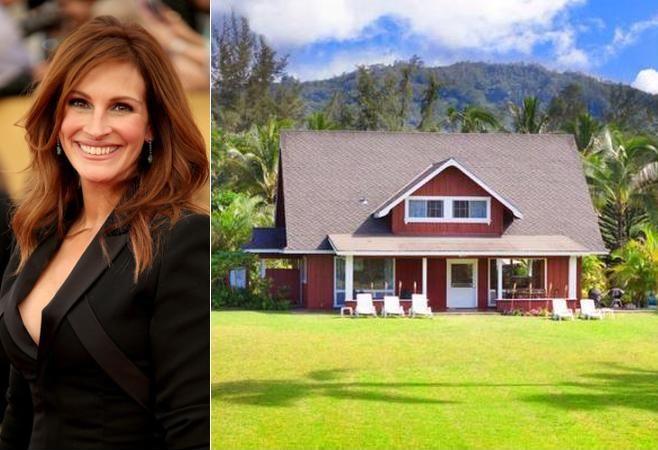 Cum arata casa de vacanta din Hawaii a Juliei Roberts