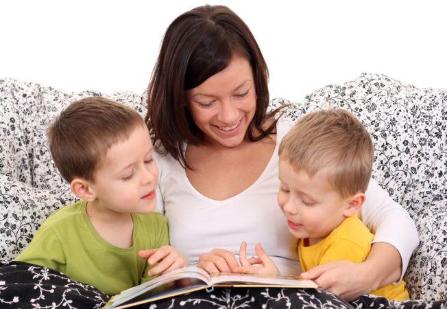 De ce este important sa le spui povesti copiilor