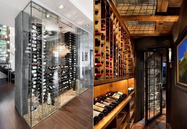 4 modalitati ingenioase de a construi un raft pentru sticlele de vin
