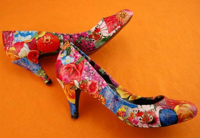 Fii creativ! Iata cum poti transforma pantofii banali in piese cool