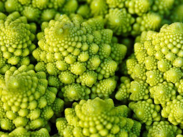 Cum cultivi romanesco, hibridul dintre brocoli si conopida