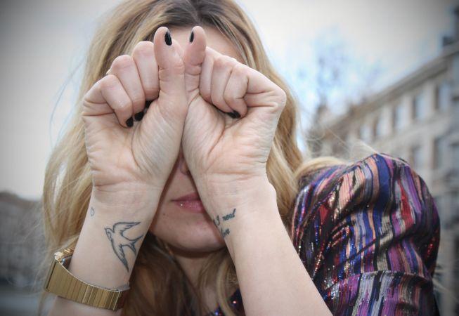Mini-tatuaje ultra moderne pentru o piele sexy vara aceasta