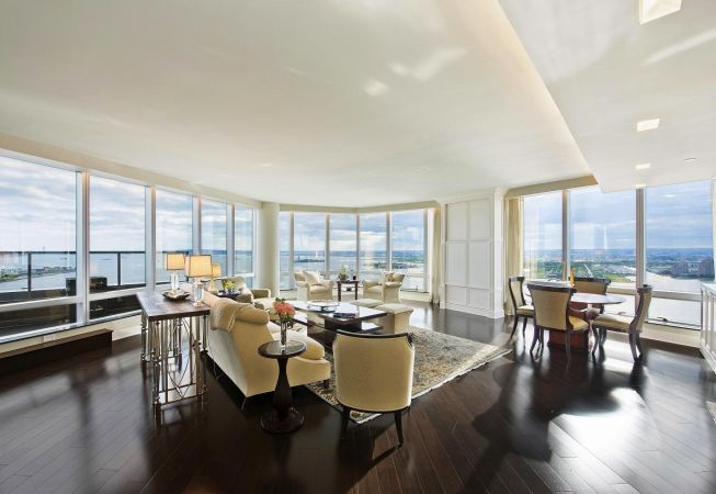 Cum arata cele mai extravagante penthouse-uri din lume