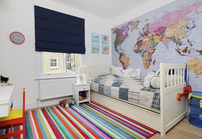 Sfaturi pentru parinti: cum sa ii aranjezi inteligent camera celui mic