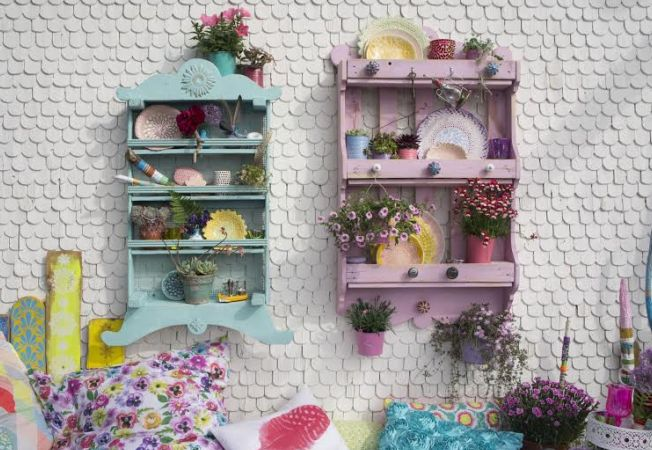 Flora Press suport flori
