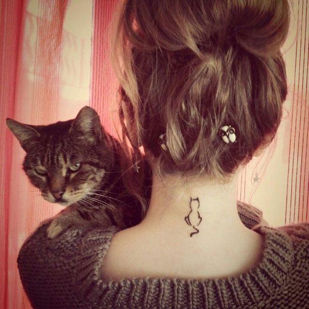 tatuaj pisici