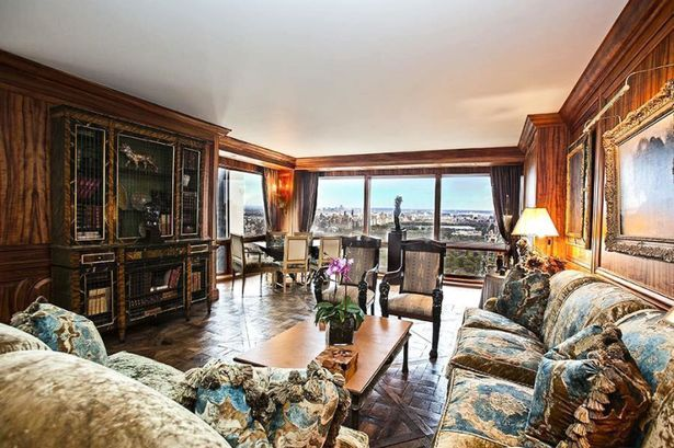 apartament Cristiano Ronaldo