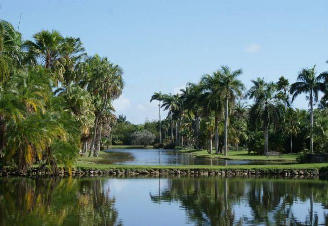 Gradina botanica tropicala Fairchild