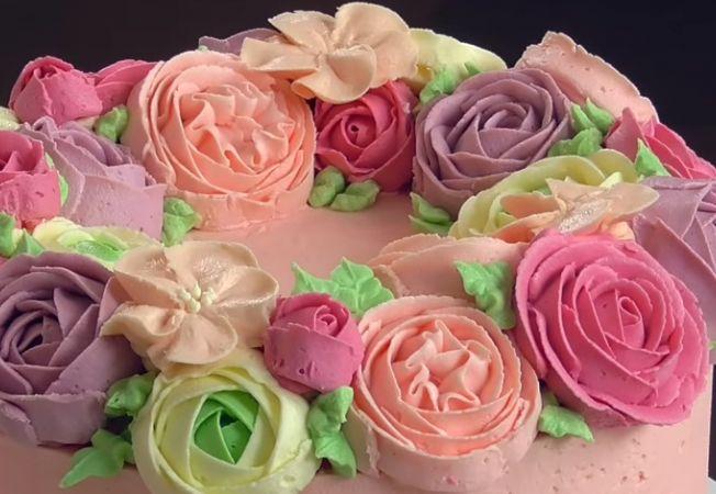 tort flori