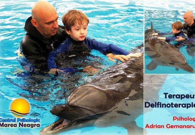 delfinoterapie