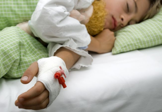 copil bolnav hepta