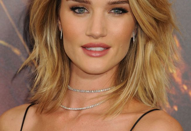 Rosie Huntington hepta