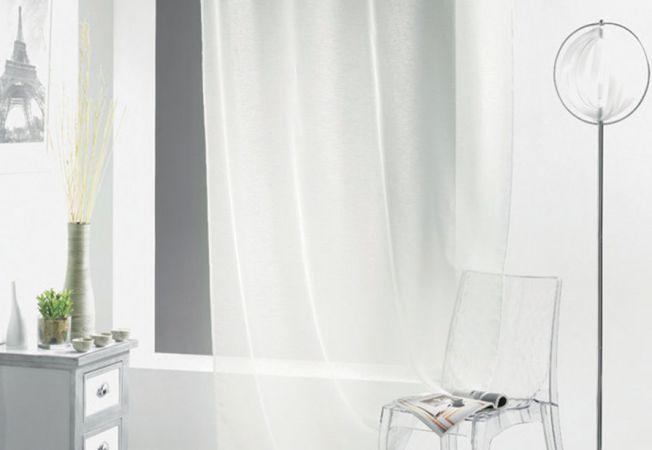 Tipuri de perdele transparente si draperii