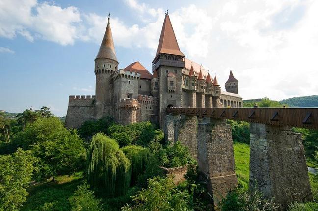3 castele fermecatoare din Romania, pe care trebuie sa le vizitezi