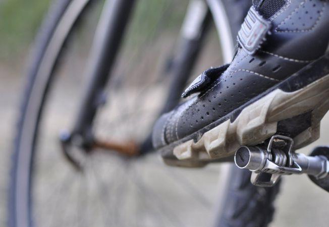 pantofi bicicleta