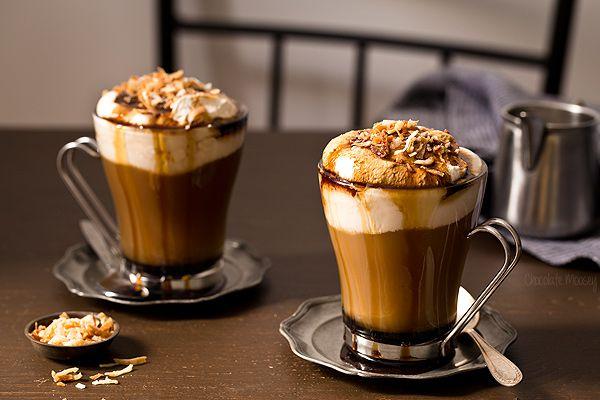 Cafea cu nuca de cocos