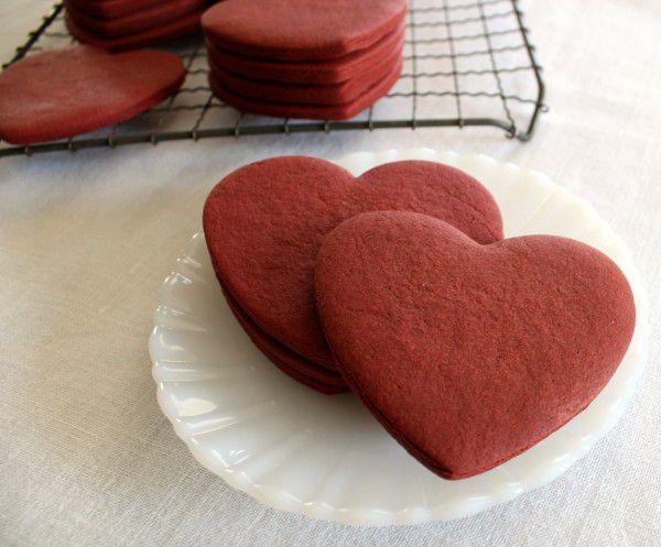 Biscuiti Red Velvet