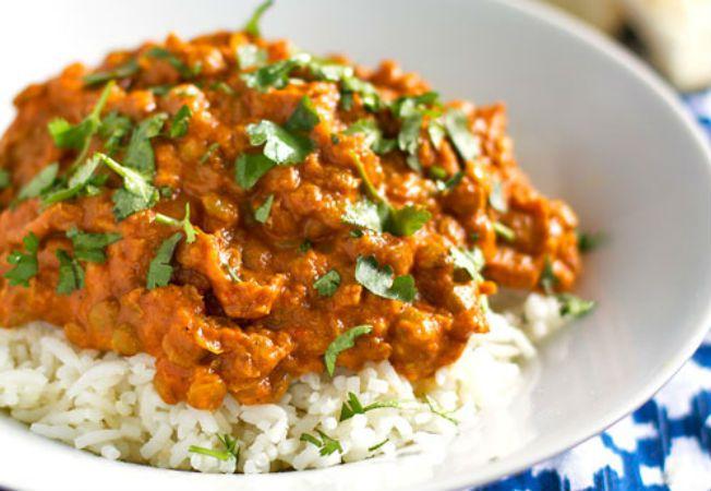 cartofi curry