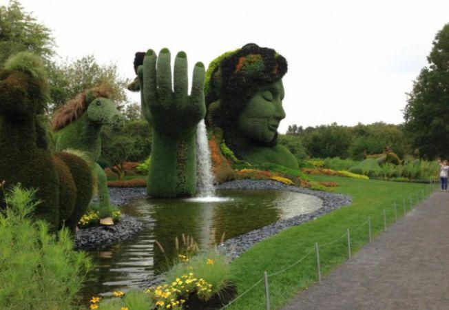 Gradina Botanica Montreal