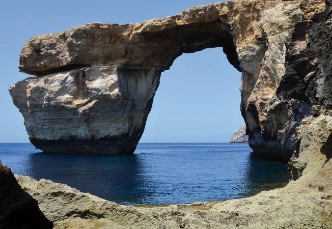 Malta, Fereastra Albastra