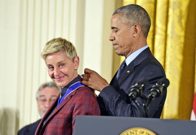 Ellen DeGeneres Hepta