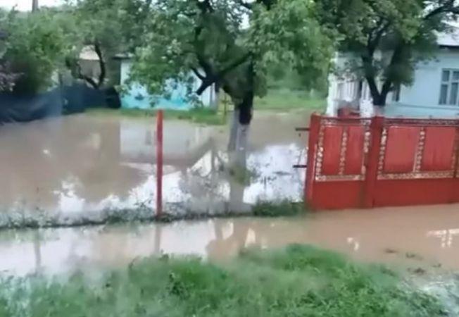 inundatii Dambovita