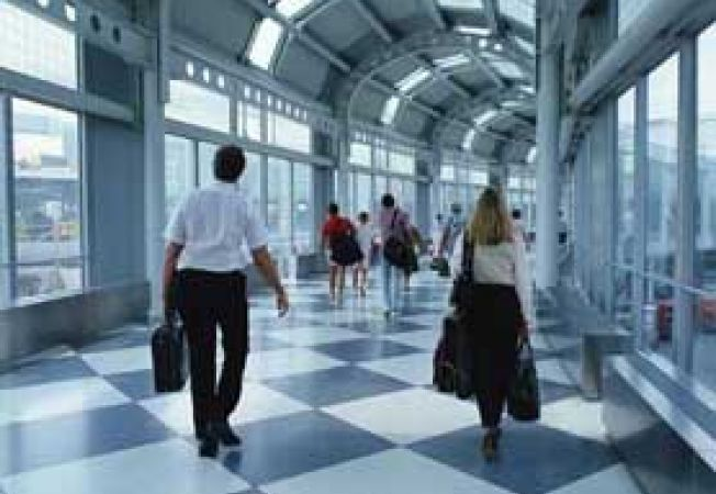 aeroport culoar