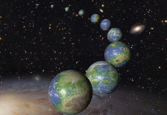 nasa planete locuibile