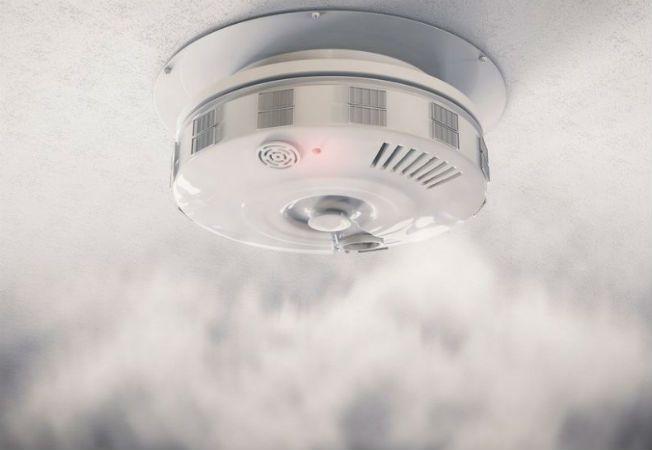 senzori de fum