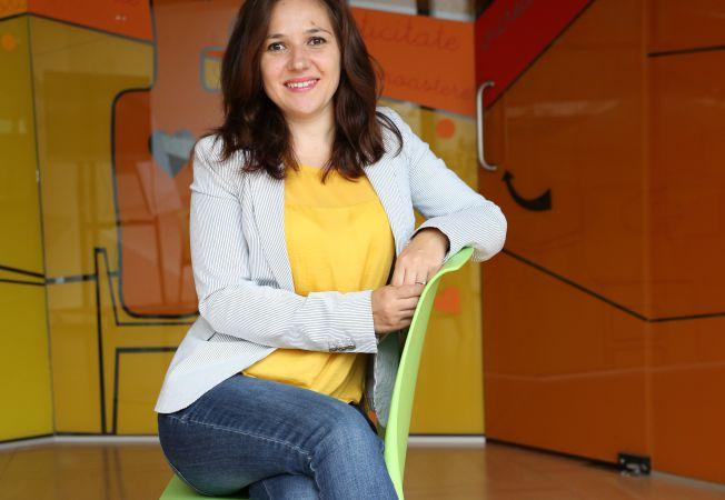 Expertul Acasa.ro Daniela Irimia, trainer de dezvoltare personala