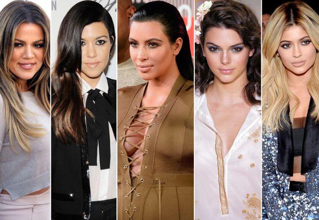 surorile Kardashian