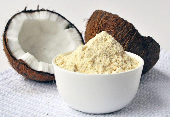 faina din nuca de cocos