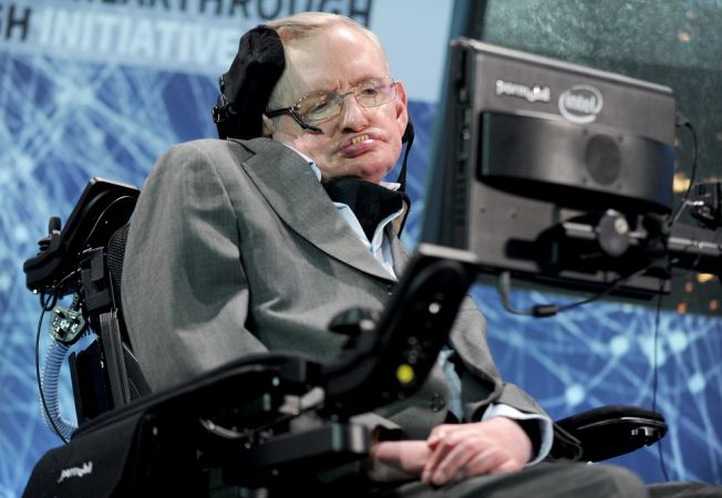 Stephen Hawking Hepta