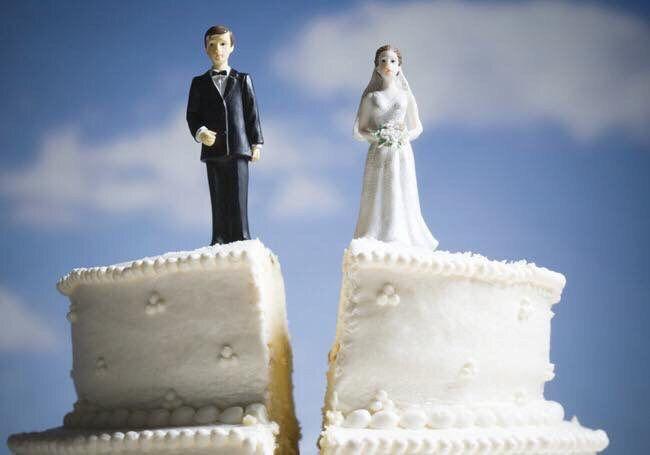 divort, despartire