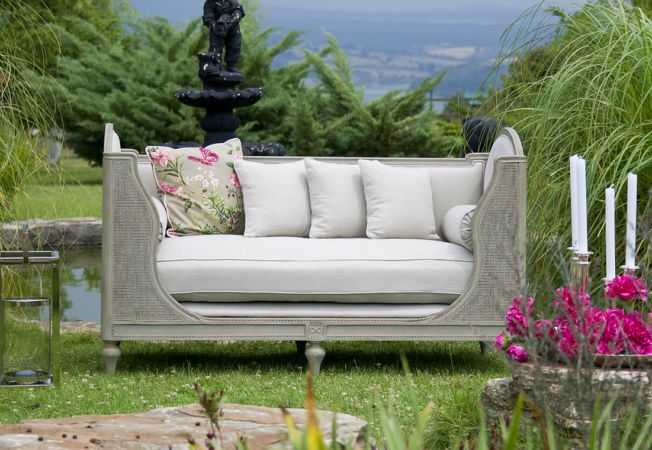 amenajare colt de relaxare gradina