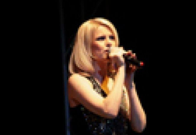 C.C. Catch in concert