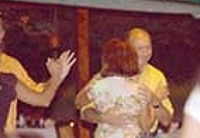 Basescu danseaza