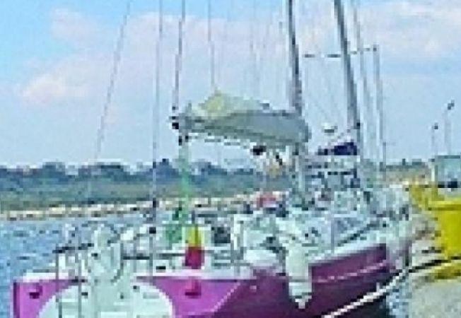Yachtul lui Copos