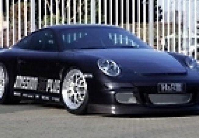 Porsche Mission 400 Plus