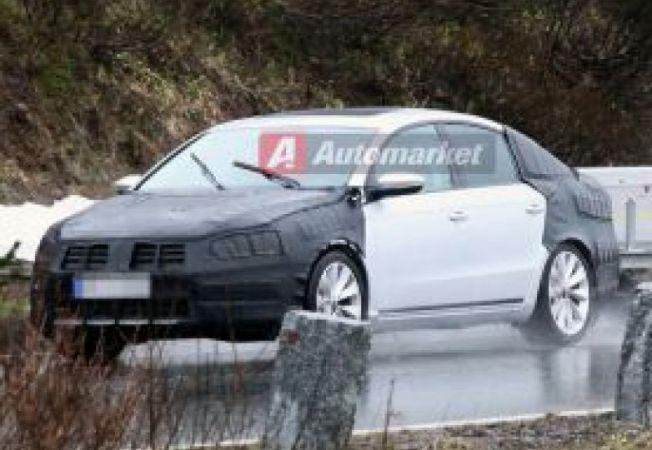 Volkswagen-Passat-spionat