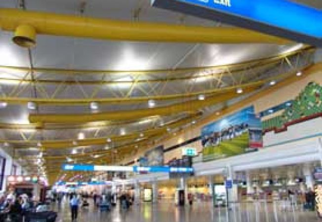 aeroport pasageri