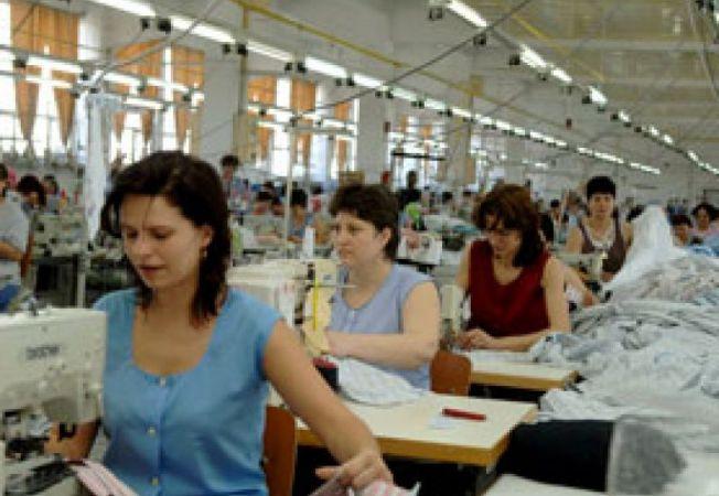 muncitoare textile