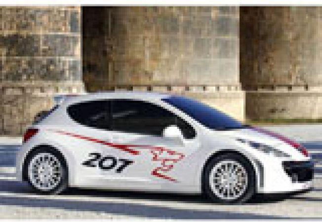 Peugeot 207 Le Mans Series