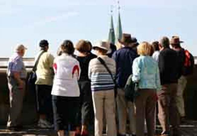 grup turisti